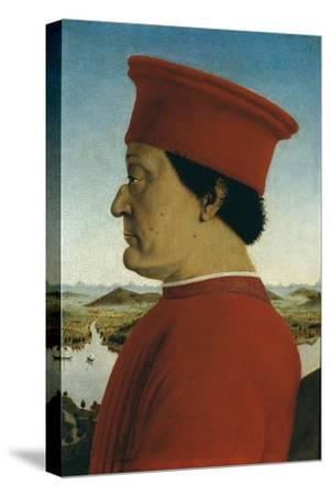 Diptych with the Duke and Duchess of Urbino and Triumphs