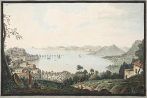 View of the Italian Coast from Near Puzzoli by Pietro Fabris