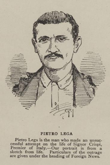 Pietro Lega--Giclee Print