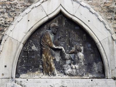 St Mark Healing Cobbler Anianus
