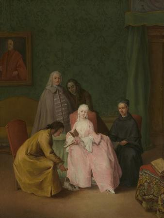 The Visit, 1746
