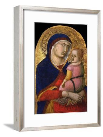 Madonna with Child, Ca 1340
