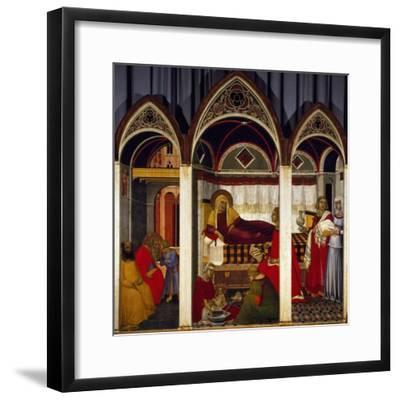 Triptych of the Birth of the Virgin, 1342