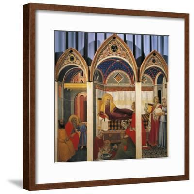 Triptych of the Nativity of the Virgin, 1342