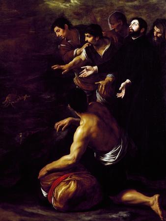Saint Francis Xavier: Miracle