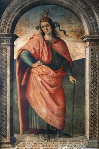Cato by Pietro Perugino