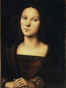 Mary Magdalene by Pietro Perugino