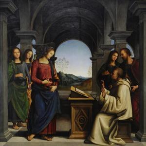 Pietro Perugino by Pietro Perugino