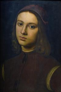 Portrait of a Young Man, 1495 by Pietro Perugino