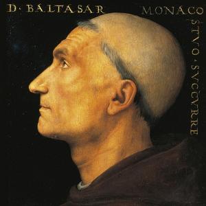 Portrait of Monk Balthazar of Vallombrosa Abbey by Pietro Perugino