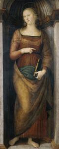 St. Helena, C.1505-06 by Pietro Perugino