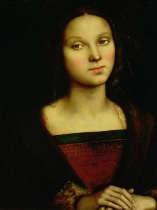 St.Mary Magdalene by Pietro Perugino