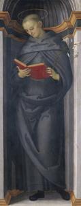 The Blessed Philip Benitius, C.1505-6 by Pietro Perugino