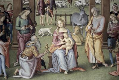 The Epiphany - Adoration of the Magi