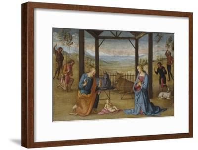 The Nativity, 1500-05
