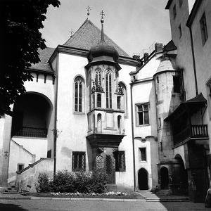 Vlassky Dvur (The Italian Court), Old Royal Mint of Kutná Hora, a Town on the Outskirts of Prague by Pietro Ronchetti