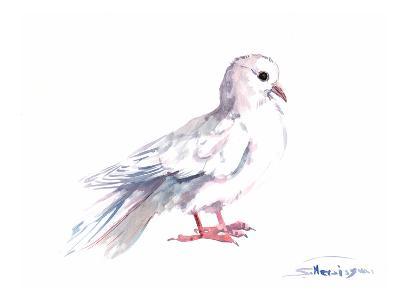 Pigeon-Suren Nersisyan-Art Print