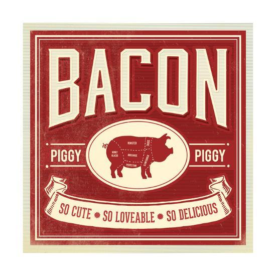 Piggy Piggy-Cory Steffen-Premium Giclee Print