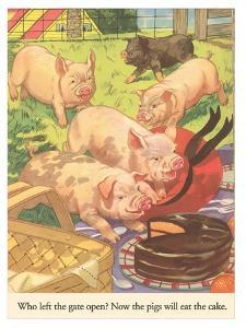 Pigs and Cake