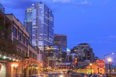 Pike Place Public Market Center, Seattle, Wa, USA-Stuart Westmorland-Photographic Print
