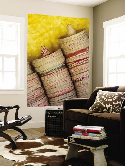 Piles of Stray Sombreros-Guylain Doyle-Wall Mural