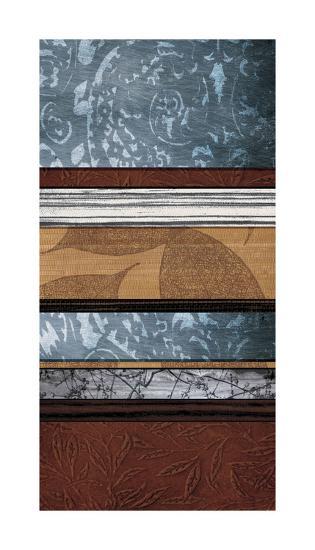 Pillars of Pattern I-W^ Blake-Giclee Print