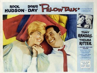 Pillow Talk, 1959, Directed by Michael Gordon--Giclee Print