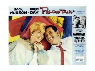Pillow Talk, 1959--Giclee Print