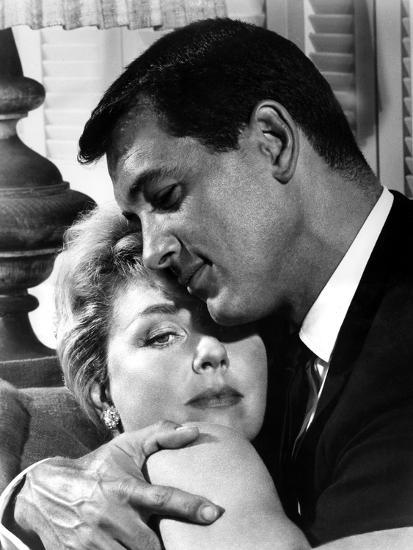 Pillow Talk, Doris Day, Rock Hudson, 1959--Photo