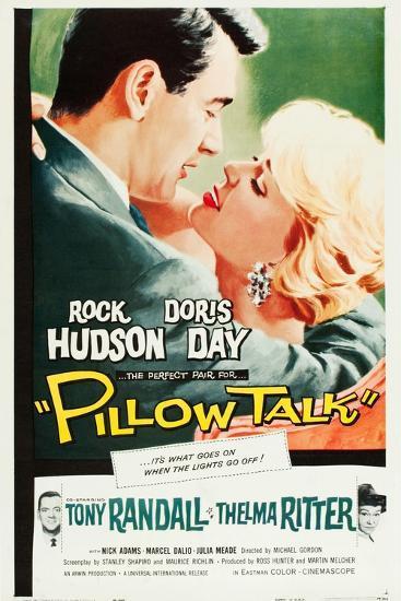 Pillow Talk--Art Print