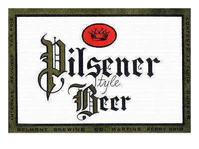 Pilsener Style Beer--Art Print