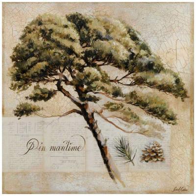 Pin Maritime-Pascal Cessou-Art Print