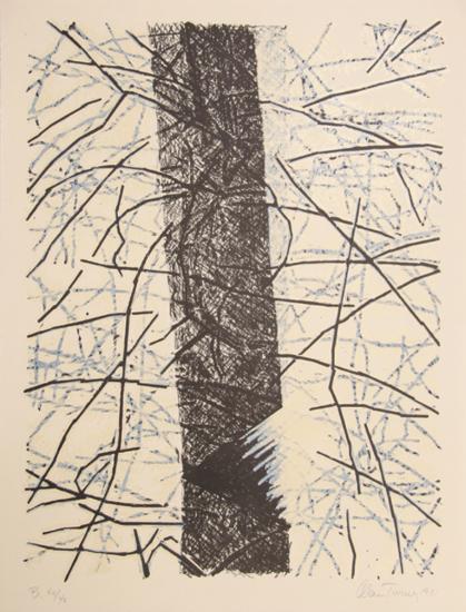 Pine Cut Down, B-Alan Turner-Limited Edition