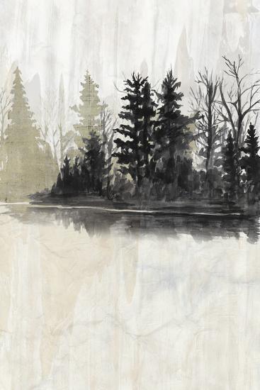 Pine Island I-Naomi McCavitt-Art Print