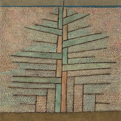 Pine Tree, 1932-Paul Klee-Giclee Print