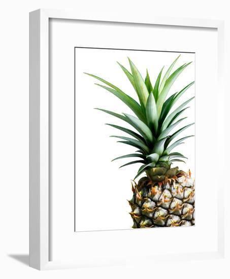 Pineapple (color)-Lexie Greer-Framed Photographic Print