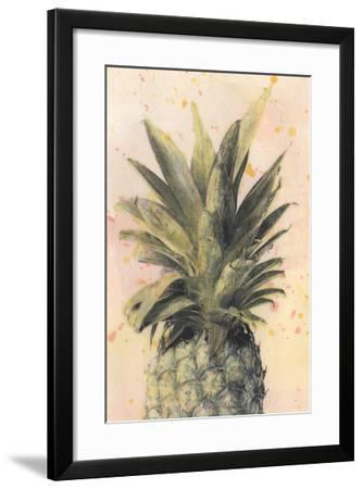 Pineapple Delight I-Naomi McCavitt-Framed Giclee Print