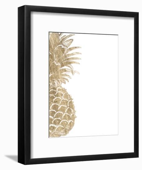 Pineapple Life V-Studio W-Framed Art Print