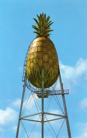 Pineapple Water Tower, Hawaii