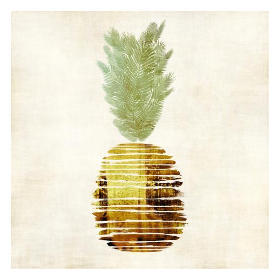 Pineapple-Kristin Emery-Art Print