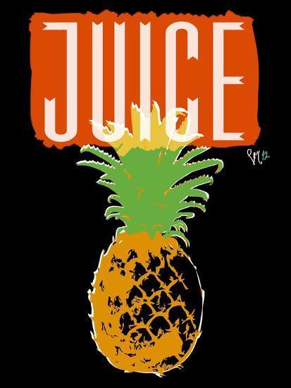 Pineapple-Sidney Paul & Co.-Giclee Print