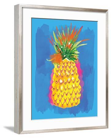 Pineapple-Sara Berrenson-Framed Art Print