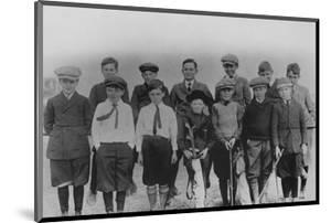 Pinehurst Resort & Country Club, young boys' golf club