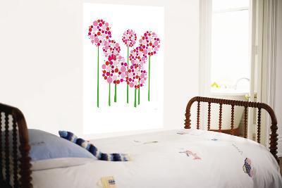 Pink Allium-Avalisa-Wall Mural