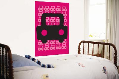 Pink Auto-Avalisa-Wall Mural