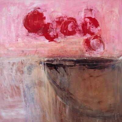 Pink Basin-Jocelyne Bonzom-Art Print