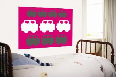 Pink Cars-Avalisa-Wall Mural