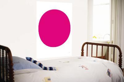 Pink Circle-Avalisa-Wall Mural