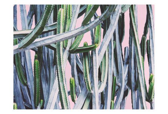 Pink Crush I-Elizabeth Urquhart-Art Print