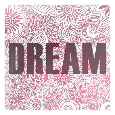 Pink Dream-Kimberly Allen-Art Print